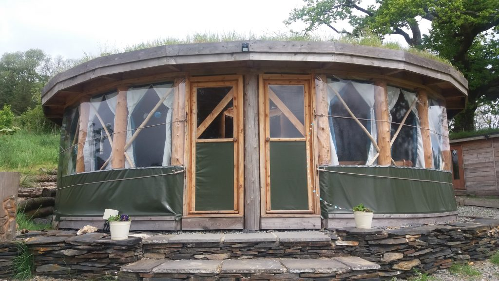 Fron Farm Yurts – Handmade Yurts & Roundhouses For Sale