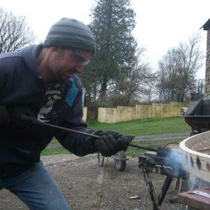 burning the Yurt tono