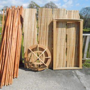 Yurt components