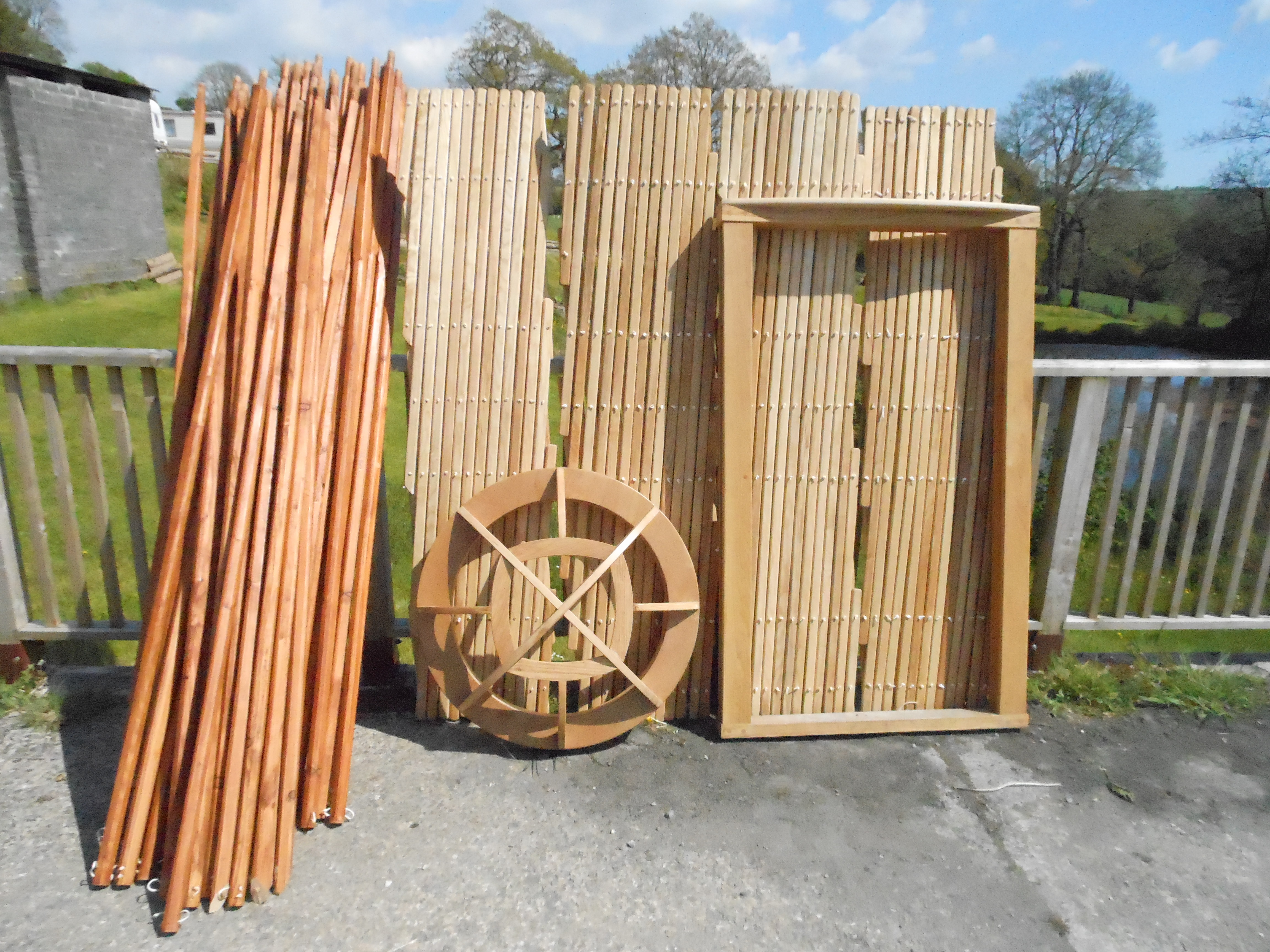 Yurt Components Fron Farm Yurts
