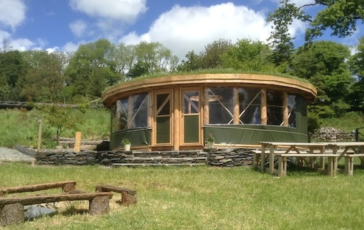 wholesale dealer 11652 c36e9 Fron Farm Bespoke Roundhouses- Custom Built Wooden Yurts -