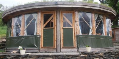 Grass Roof Roundhouse