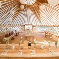 32ft Wedding Yurt for a Wedding Venue