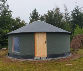 We specialise in Hybrid Gers which are suitable for year round living and have the beauty of traditional Yurts, but are more suited to the British climate